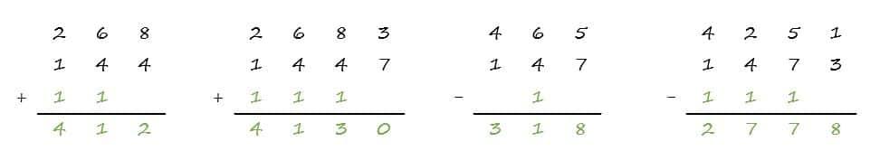 hunderter,schriftlich addieren substrahieren, Addition, Schriftlich, Substration, plus, minus, Aufgaben, dritte Klasse,plus,minus,Übertrag,Zehnerübergang,Zehner
