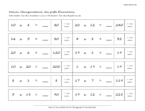 grundschule mathe grosse einmaleins 1 300x230 - Übungsblätter Mathe Grundschule - Übungsblätter Mathe Grundschule