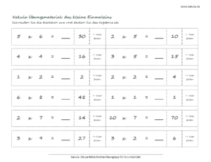 grundschule mathe kleines einmaleins 1 300x231 - Übungsblätter Mathe Grundschule - Übungsblätter Mathe Grundschule