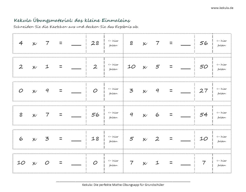 Mathe für die Grundschule   Mathe üben für die Grundschule