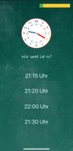 Uhr lernen erste klasse 145x300 - Die Uhr & Uhrzeiten Lern-App - Die Uhr & Uhrzeiten Lern-App