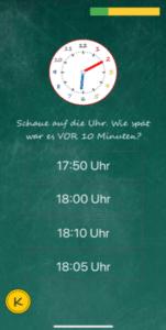 Uhrapp lernen rechnen app 151x300 - Die Uhr & Uhrzeiten Lern-App - Die Uhr & Uhrzeiten Lern-App