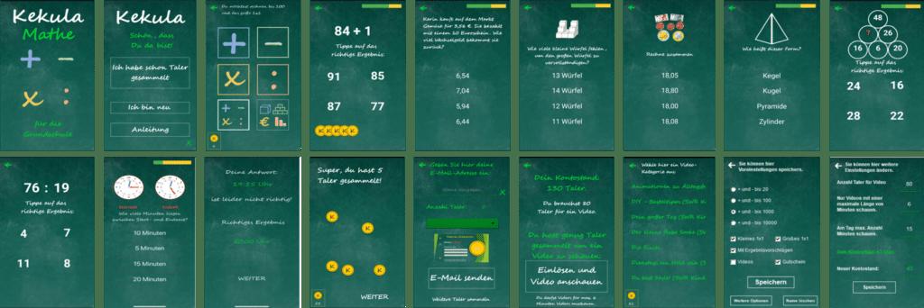screenshotübersicht 1024x342 - Übungsblätter für die Grundschule - Übungsblätter für die Grundschule