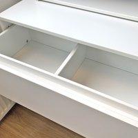 Flexa Cabby Trennwände (2 Stück) für Kommode mit 3 Schubladen
