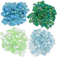 prohobb Mosaiksteine Softglas nachtleuchtend & glitter