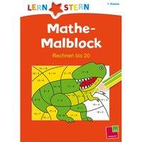 Tessloff-Verlag Lernstern: Mathe-Malblock - Rechnen bis 20