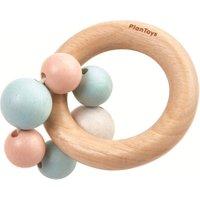 Plantoys Rassel Perlen aus Holz (ab 4 Monate)