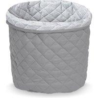 CamCam Aufbewahrungskorb Grey (30x33 cm) aus Bio-Baumwolle