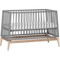 Leander Luna Babybett (60x120) höhenverstellbar