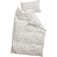 Leander Junior-Bettwäsche aus Bio-Baumwolle (100x135 / 40x60) Dusty Rose