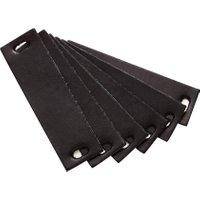 Leander Griffe für Kommode (6 Stück) aus Leder