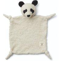 Liewood Schmusetuch Lotte Plüsch Panda aus Bio-Baumwolle
