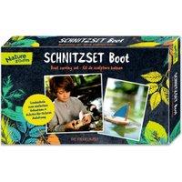 Coppenrath Verlag Schnitzset Boot