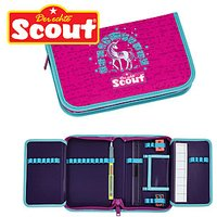 Scout Etui Lilac Unicorn 7 teilig