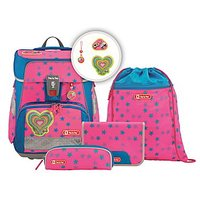 Step by StepSpace Freaky Heartbeat Schulranzenset
