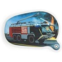 ergobag LED-Klettie Feuerwehr