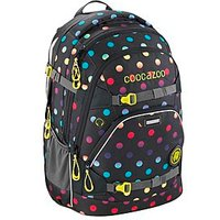 Coocazoo ScaleRale Magic Polka Colorful Schulrucksack