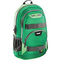 Coocazoo RayDay Rucksack Green Spring 25 Liter