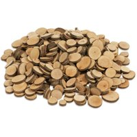 edumero Mini-Naturholzscheiben