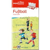 miniLÜK Fußball - Erstes Lesen