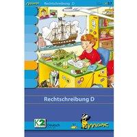 max_lernsysteme Max Lernkarten Rechtschreibung D