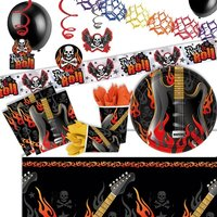 Rock and Roll Partyset