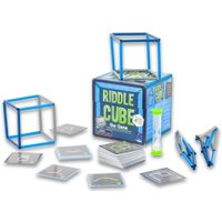 Learning Resources Geometriespiel Riddle Cube