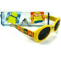Minions Sonnenbrille + Etui