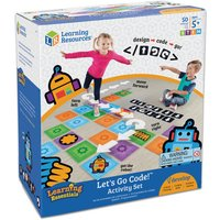 "Learning Resources Spielset ""Programmierteam"""