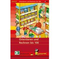 max_lernsysteme Max Lernkarten Orientieren und Rechnen bis 100