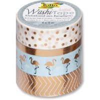 Washi Tape - Hotfoil Rosegold