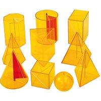 Betzold Geometriekörper aus Plexiglas