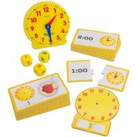 Learning Resources Uhrzeit Aktivitäts-Set