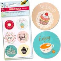 Sticker Set Teatime