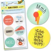 Sticker Set Cool Wishes
