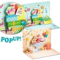 Pop Up Geburtstagskarten