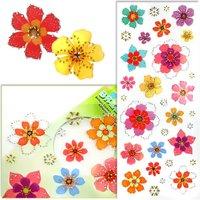 Sticker Brilliant - Flowers
