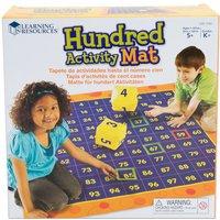 Learning Resources Große Hundertertafel für den Fußboden