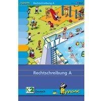 max_lernsysteme Max Lernkarten Rechtschreibung A