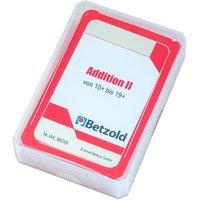 Betzold Kartensatz für den Magischen Zylinder - Addition II