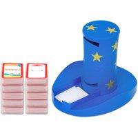 Betzold Magischer Zylinder mit 10 Karten-Sets zum Rechnen im 3. Schuljahr