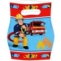 Feuerwehrmann Sam Mitgebselbeutel