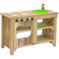 Betzold Outdoor-Kiga-Küche Farbe grün