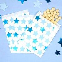 Partytütchen Kleiner Stern in blau