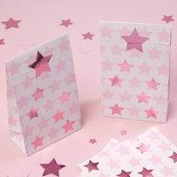 Geschenktütchen Kleiner Stern in rosa