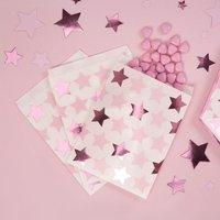 Partytütchen Kleiner Stern in rosa