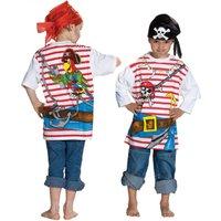 Spiele T-Shirt Pirat