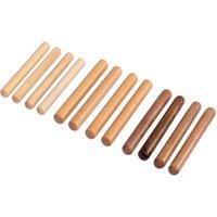 edumero Claves-Begleitsatz für Didgeridoos