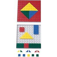 Dick-System Steckplättchen  200 St  in 5 Farben