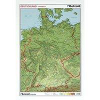 Betzold 3D-Reliefkarten Ausführung Deutschland